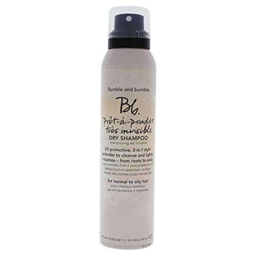 Bumble and bumble PRET-a-Powder - Champú seco, invisible, 150 ml