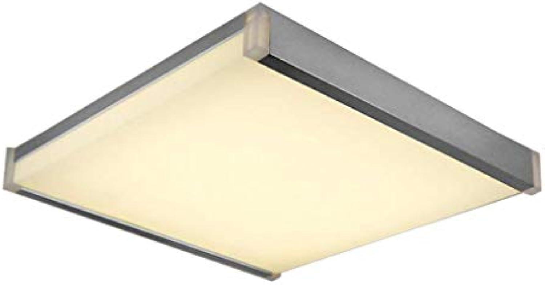 Natsen LED Deckenlampe Wandlampe I502Y-36W warmwei nicht dimmbar
