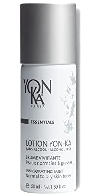 Yon-Ka Lotion PNG Hydrating Face Toner (Oily & Normal Skin) Daily Purifying Face Mist, Refreshing Natural Skin Toner with Essential Oils, Alcohol-Free and Paraben-Free