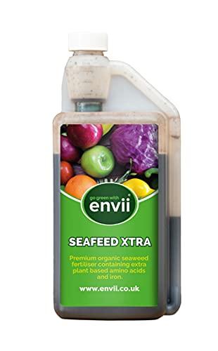 envii Seafeed Xtra - Orgánico Líquido Algas Fertilizante - 1L