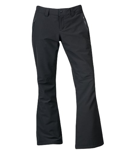 Spyder - Pantalones para Mujer, tamaño 16, Color Negro