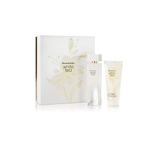 Elizabeth Arden White Tea Eau de Toilette Spray 2 Piece Set, Perfume for Women