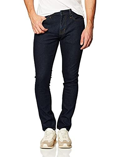 Amazon Essentials Men's Skinny-Fit Stretch Jean, Rinse, 36W x 33L