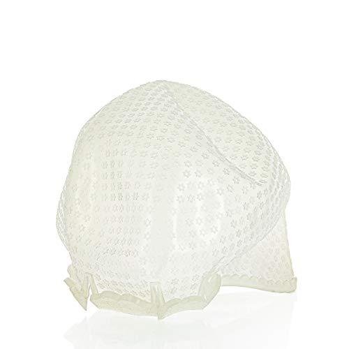 Beautélive Bonnet à mèches avec crochet Bonnet à mèches avec crochet
