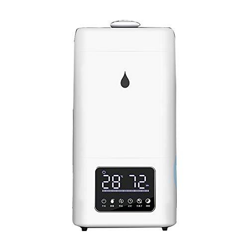 23.8 Liter GroßRaum-Ultraschall Intelligenter Luftbefeuchter Mit GroßEm Wasserbereich Mit Quad-Core Vier Atomisierung Tabletten Fernbedienung Fernbedienung