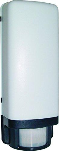 Smartwares BYRES88 ES88 Buitenlamp – Bewegingssensor – Wit, zwart