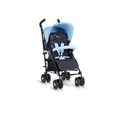 Silver Cross Pop Star Stroller, Compact and Lightweight Pushchair – Shooting Stars