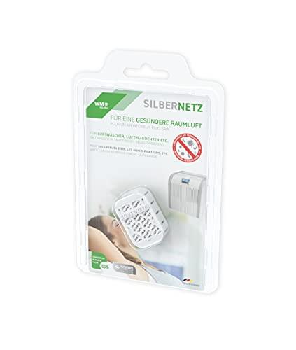 WM aquatec Silbernetz zur Wasserhygiene in Luftwäschern, Zimmerbrunnen, Wasserwänden etc.