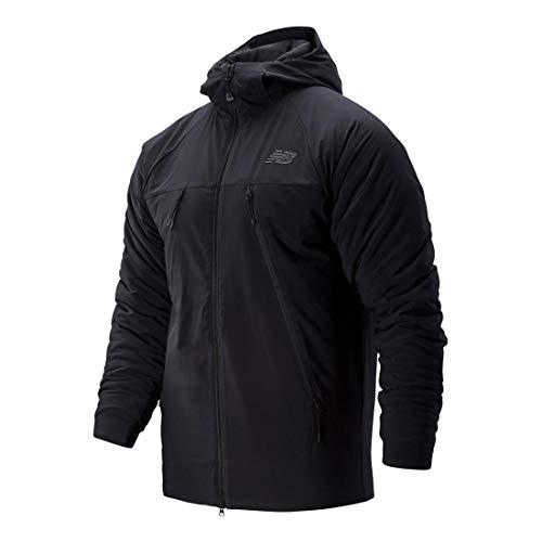 New Balance R.W.T. NB Heat Flex Jacket Black XL