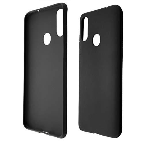 caseroxx TPU-Hülle für ZTE Blade 10 / Blade 10 Prime / V10, Handy Hülle Tasche (TPU-Hülle in schwarz)