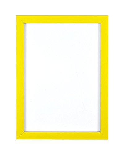 Frame Company Rainbow Colour Range Picture/Photo/Poster Frame with an MDF Backing BoardReady to Hang Or Stand with Styrene Shatterproof Perspex Sheet 11