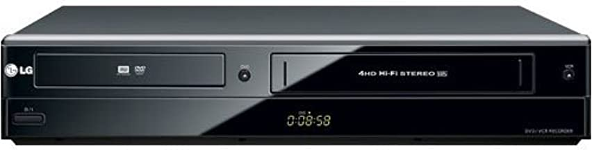 LG RC897T Multi-Format DVD Recorder and VCR Combo with Digital Tuner (2009 Model)