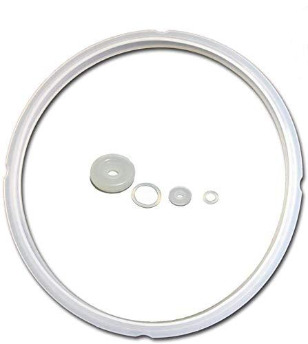 Goma Olla para GM Junta de Silicona Sellado - 3 PACK Accesorios para GM 5-6L Repuestos Universal - Resistente y Fácil Instalación.