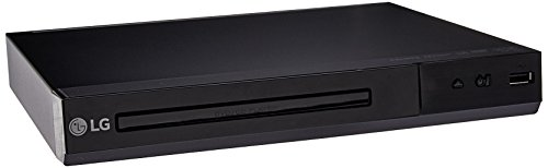 LG DP132H All Multi Region Code Region Fr DVD Player Full HD 1080p HDMI UpConverting DivX, USB Plus, Xvid, PAL/NTSC With Remote, 110-240v