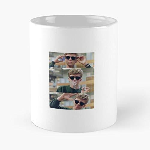 moakar Brekky Club - Brian Classic Mug Best Gift Coffee Mugs 11 Oz