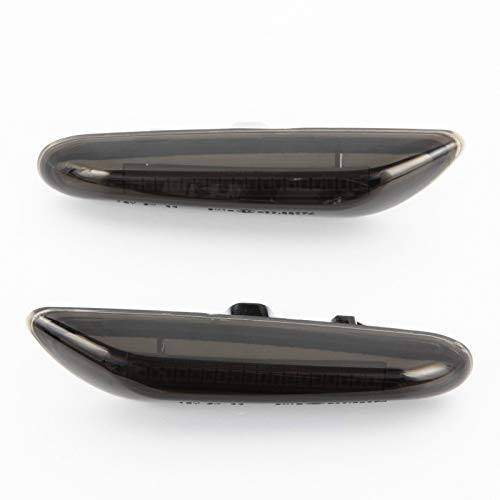 phil trade Smoke Frecce LED Pagine vetro trasparente [7134–1]