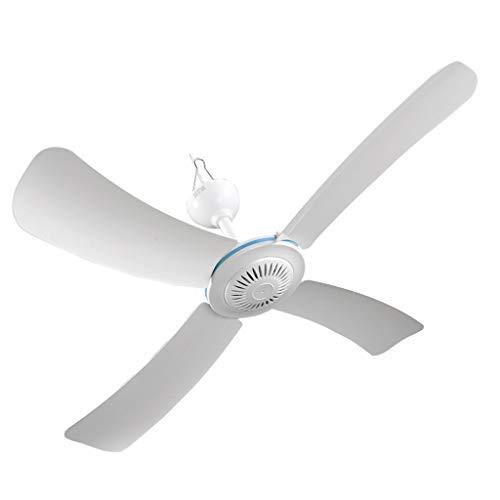 Elektrolüfter Tragbarer Deckenventilator mit Kleiner Leistung, leiser Ventilator für Wohnzimmer/Schlafzimmer/Büro, hoher Wirkungsgrad und energiesparender Studentenventilator