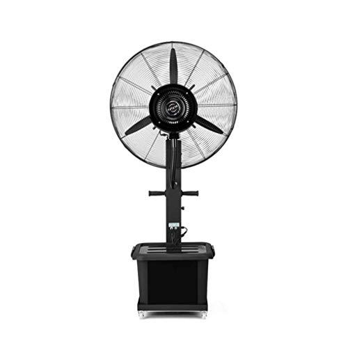 GHJA Potente Ventilador, Envía Más Aire Frío, Ventilador De Pulverización Industrial, Adecuado para Uso Comercial Y Ventilador De Pulverización De Oficina