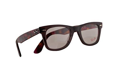 Ray-Ban RB 5121 Eyeglasses 50-22-150 Opal Brown w/Demo Clear Lens 5628 RX...
