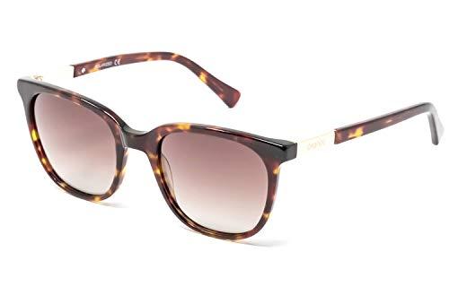CHANCE - PERCY gafas de sol para mujer - Edición Limitada (Habana y dorado, Marrón)