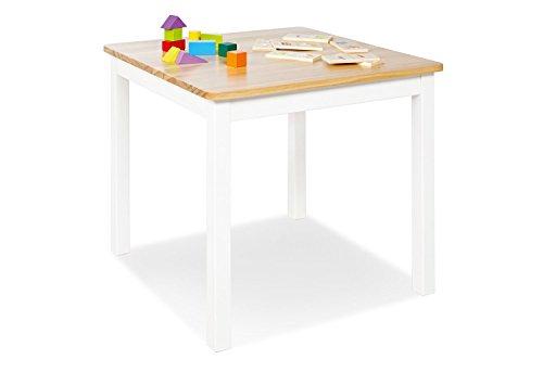 Pinolino 201433 Table pour enfants 'Fenna' blanc