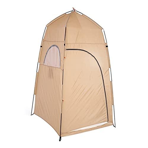 GZA Camping WC Tead Team Tienda Cambio Cambio DE Cambio, PROTECCIÓN Abajo Lighte PROTECCIÓN Abajo para EL Aire DE PIBLER Pesca (Color : 1 Set)