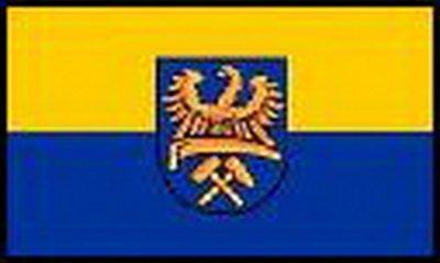 Flagge Fahne Oberschlesien 90x60cm