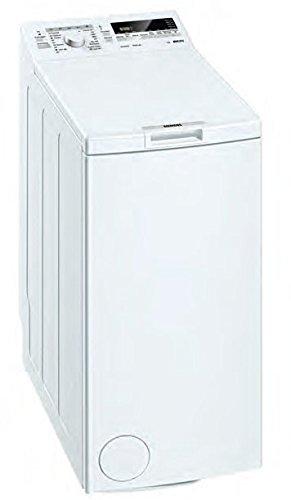 Siemens WP10T237IT Libera installazione Caricamento dall'alto 7kg 1000Giri/min A+++ Bianco lavatrice