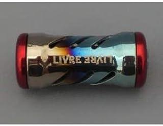 LIVRE(LIVRE) 卷轴 旋钮单体(MAGIAR) 2个 (fear+红色C))