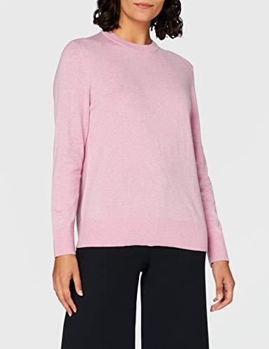 BOSS Ibinna suéter para Mujer con seda y cachemir