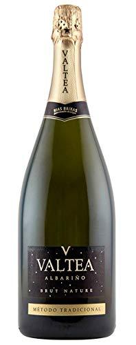 Espumoso Valtea Brut Nature - Caja 6 botellas vino albariño espumoso D.O. Rías Baixas