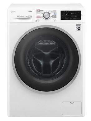 LG F 14 WD 95EN0 Waschtrockner - 9 kg Waschen / 5 kg Trocknen - Inverter Motor, Dampf-Funktion, Weiß, 1400 U/Min