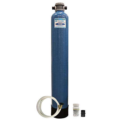 On The Go Park Model Portable RV Water Softener & Conditioner