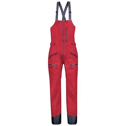 Scott M Vertic 3L Pantalon pour homme Rouge bordeaux Taille S
