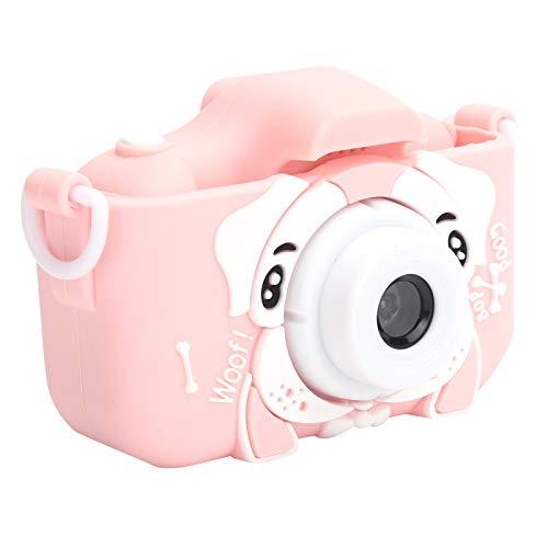 Lazmin112 Mini cámara Recargable para Juguetes para niños pequeños, cámara para niños,...