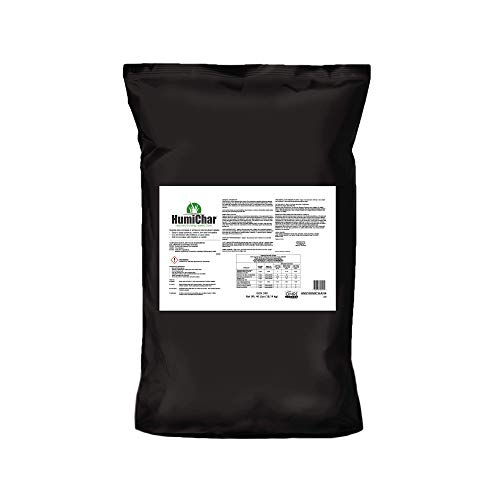 The Andersons HumiChar Organic Soil Amendment with Humic Acid and...