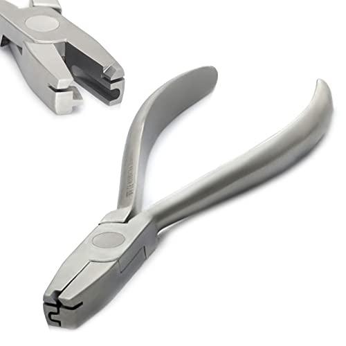 MEDENTRA Ortodoncistas LOOP CLOSING ALQUILLAS Bending Forming Loops Alicates para ortodoncia