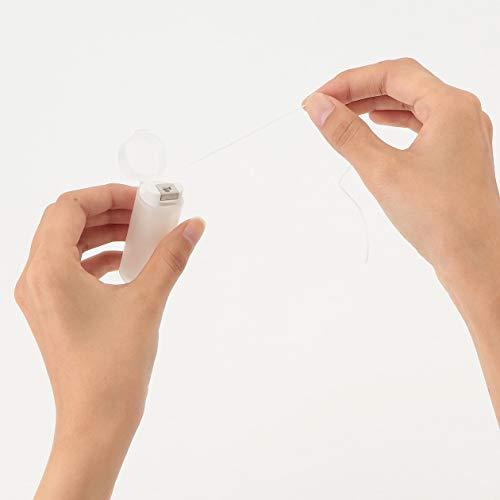 無印良品デンタルフロス・ワックス付その他ペパーミントの香り-02545802