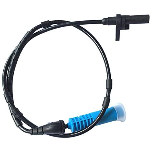 Piezas de automóviles Carro ABDOMINALES Sensor de velocidad de rueda trasero izquierdo derecho resistente al desgaste y resistente a la corrosión para BMW X3 E83 2004 Sensor de velocidad de rueda