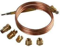 Corte-edge EUROPART - 14-UN-10 - GAS termopar KIT, 120 cm - 1 KIT - Min 3 años de garantía Cleva