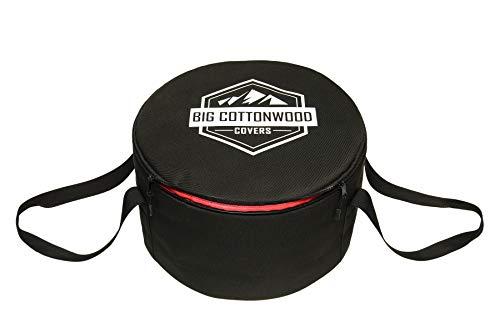 Big Cottonwood Dutch Oven Cover Bag Case