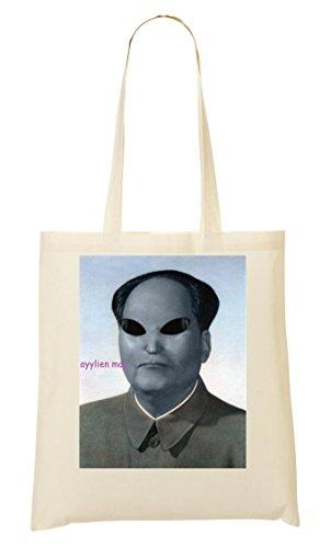 CP Ayy Lmao Mao Tse Tung Sacchetto Di Tote