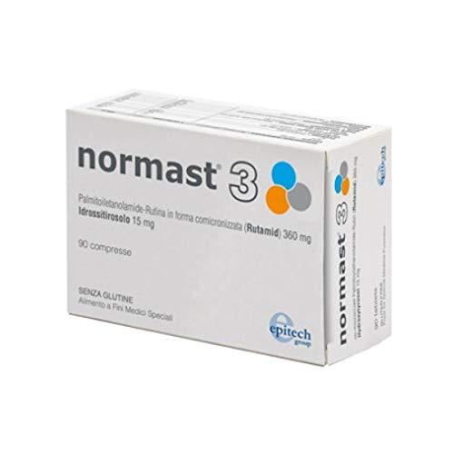 Epitech Group Integratore Alimentare Normast 3, Multicolore, 90 Compresse