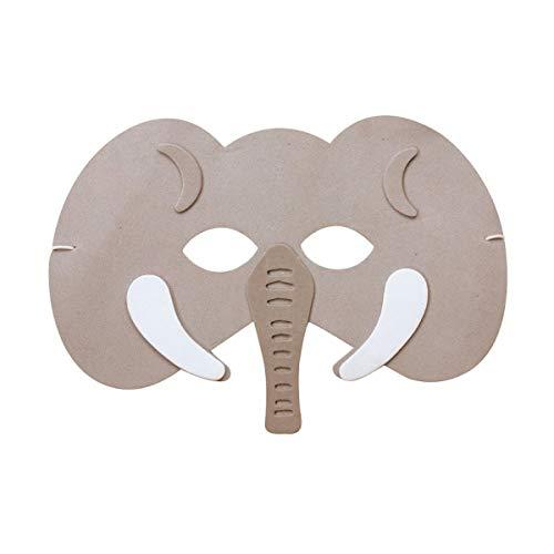 Generique - Masque éléphant Enfant