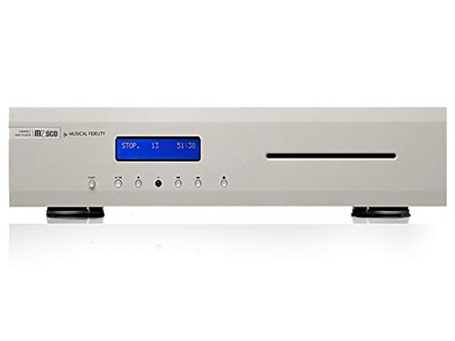 Musical Fidelity M2scd Silber