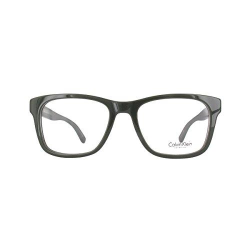 Calvin Klein CK7942 319 -52 -18 -140 Calvin Klein Brillengestelle CK7942 319 -52 -18 -140 Rechteckig Brillengestelle 52, Grün