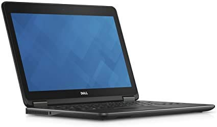(Renewed) Dell Latitude E7240 Laptop (Core i5 4th Gen/4GB/256GB SSD/WEBCAM/12.5''/DOS)
