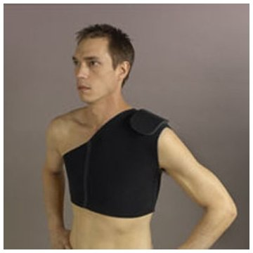 DonJoy Sully Shoulder Support - Black - Large