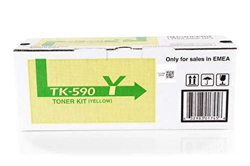 Kyocera FS-C 5250 DN (TK-590 Y / 1T02KVANL0) - original - Toner gelb - 5.000 Seiten