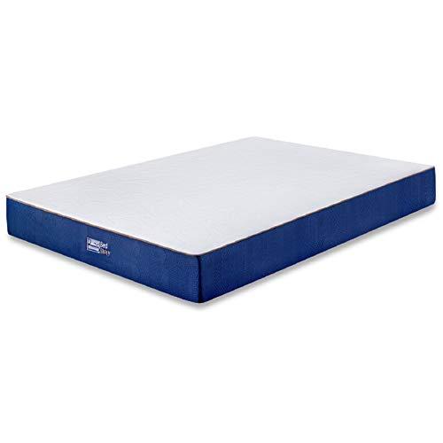 BedStory Orthopädische 7-Zonen Kaltschaum Matratze 140x200x18cm, Härtegrade3 (H3-Medium Fest)- 80 kg bis 120 kg, Premium Höhe 18cm ergonomische Kaltschaummatratze in Blau für alle Schlaftypen